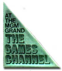 Promotional The Games Network, Inc. cable show pion