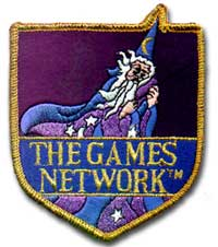 Promotional The Games Network Inc. patch